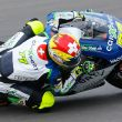 Moto2 Germania, vince Aegerter su Kallio, Corsi sul podio