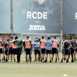 Pocas rotaciones en el RCD Espanyol