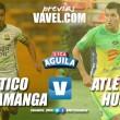 Previa Bucaramanga vs. Atlético Huila: los Leopardos quieren seguir sorprendiendo