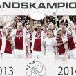 Eredivisie 2014: el trabajo tiene buenas recompensas