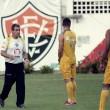 Fim da espera: Vitória anuncia Carpegiani como novo treinador