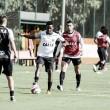 Atlético-MG divulga lista de relacionados para o duelo contra o Tupi