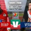 Resultado y goles del Lobos BUAP vs Veracruz en Liga MX 2018 (5-0)