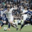 El Madrid no pierde con Ceballos sobre el campo