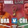 Brasile - Costa Rica in diretta, LIVE Mondiali Russia 2018 (14:00)