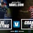 Previa Sporting de Gijón - Granada CF: utopías en juego