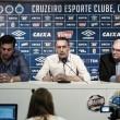 """Em coletiva, Vicintin esclarece caso de Paulo Bento e nega prejuízo: """"Cruzeiro teve economia"""""""