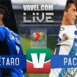 Querétaro vs Pachuca en vivo online en Liga MX 2018 (0-0)