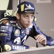 """Valentino Rossi: """"Yamaha debe mejorar la moto, no pedir disculpas"""""""