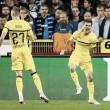 BVB sufre para ganar en tierra de Brujas