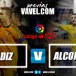 Previa Cádiz CF - AD Alcorcón: de vuelta en el Carranza