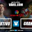 Deportivo de la Coruña - Granada CF: prueba de nivel en Riazor [Fotomontaje VAVEL]