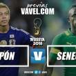 Giappone vs Senegal, lascia o raddoppia?