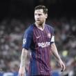 Messi quiere que esta Champions sea suya