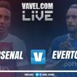 Arsenal vs Everton en vivo y en directo online en Premier League 2018 (2-0)