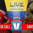 América vs. Santa Fe en vivo y en directo online por la Liga Águila 2017 - 1