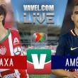 Resultado y goles delNecaxa (2-1)América en Liga MX 2018
