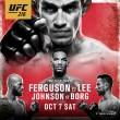 Resultado: Tony Ferguson vence Kevin Lee no UFC 216