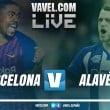 Resultado e gols de Alavés x Barcelona pelo Campeonato Barcelona (0-2)