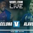 Resumen Alavés 0-2 Barcelona de LaLiga 2019