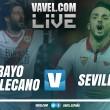 Rayo Vallecano vs Sevilla FC en vivo y en directo online en LaLiga Santander 2018-2019