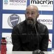"""Sebastián Méndez: """"Merecimos más"""""""