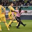 Serie B - Gnahorè stende il Frosinone: il Palermo vince 1-0