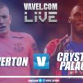 Everton y Crystal Palace se miden en una nueva jornada de la Premier League.   Montaje: Dani Souto (VAVEL)
