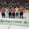 Liga Argos Futsal 2018-II: resumen de los partidos de ida de los cuartos de final