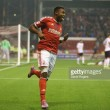 Middlesbrough complete signing of Nottingham Forest striker Britt Assombalonga in club-record deal