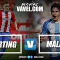Previa Sporting de Gijón - Málaga CF | Foto:Vavel