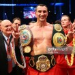Wladimir Klitschko announces immediate retirement from boxing to end rumours of a Joshua rematch