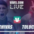 Chivas vs Toluca EN VIVO y online en Liga MX 2019
