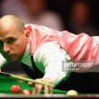 Joe Perry crashes out of the English Open