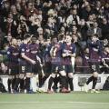 El Barça, con todo a por la remontada. FOTO: Noelia Déniz