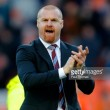 "Dyche: ""I am really pleased with what we are doing"""