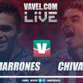 Resultado y goles del partido Cimarrones 1-2 Chivas en Copa MX 2019