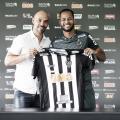 """Em apresentação, Geuvânio revela sonho de jogar no Altético-MG: """"Maior felicidade"""""""
