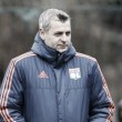 """Genesio, técnico del Lyon: """"La presión está sobre nuestros hombros"""""""