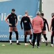 Vuelta a los entrenamientos sin Paulinho