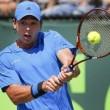 Alejandro Gonzalez en la final de la 'qualy' para el US Open