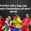 VAVEL UK's Top 100 Female footballers of 2017: 50-41