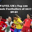 VAVEL UK's Top 100 Female footballers of 2017: 50-41