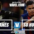 Previa CD Leganés - SD Huesca: Butarque albergará la lucha por la permanencia