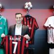 Milan, il bollettino medico: per Kalinic progressivo rientro in gruppo
