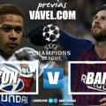 Previa Olympique Lyonnais vs FC Barcelona: La hora de la verdad