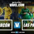 Previa AD Alcorcón - UD Las Palmas: retomar los buenos hábitos