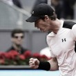 ATP Madrid: Andy Murray sees off Gilles Simon to reach the quarterfinals