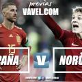 Previa España vs Noruega: en busca del prestigio perdido