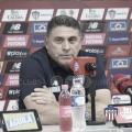 """Luis Fernándo Suárez: """"Este grupo intenta llegar casi siempre elaborando y eso es lo que hemos intentado mejorar"""""""